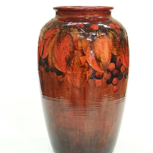 RARE MOORCROFT VASE INCLUDED IN FIRST SALE Image