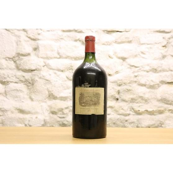 1 DOUBLE MAGNUM BOTTLE CHATEAU LAFITE  Image