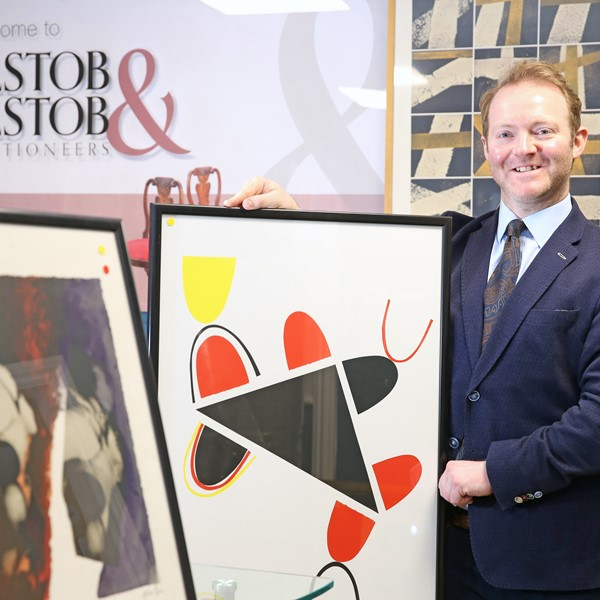 Prestigious art consignment received for first  'Signed and Designed' sale Image